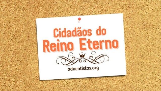 Cidadãos do Reino Eterno