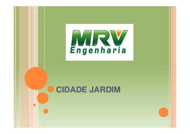 CIDADE JARDIMCIDADE JARDIM