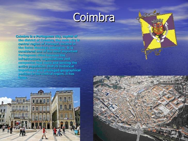 Baixo Mondego Subregion #