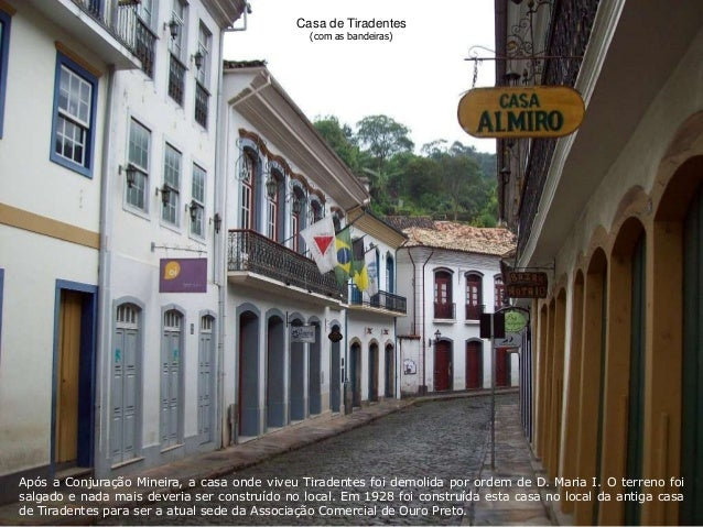 Rua Dom Pedro II