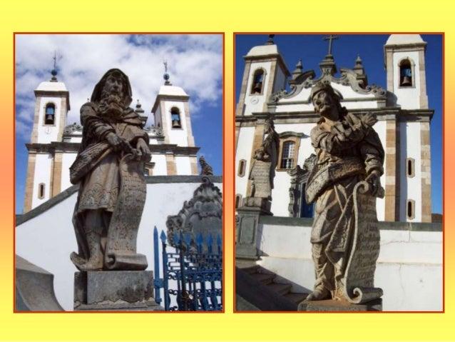 O antigo Arraial Novo do Rio das Mortes deu origem à cidade de São João del-Rei. Na região do atual centro da cidade, os p...