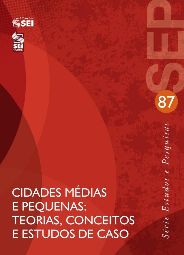 lterações significativas na rede urbana brasileira foram observadas em meados dos anos 1980. As análises realizadas identi-...