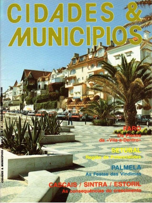 Cascais, Estoril e Sintra - O Crescimento e o Turismo
