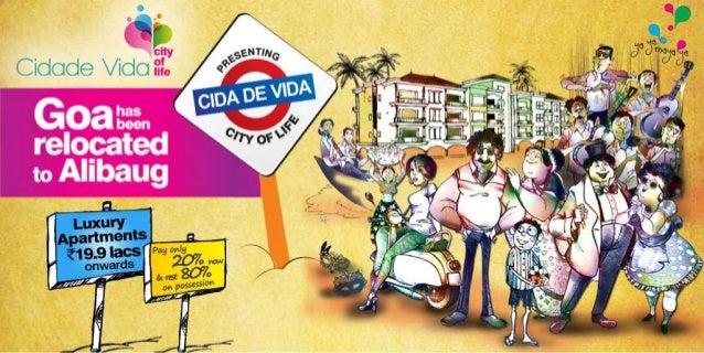 Cidade Vida Brochure