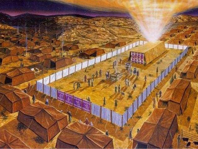 Espécie de tenda ou barraca móvel centralizada e de destaque. Era utilizada pelos Judeus para seus cultos de adoração a De...