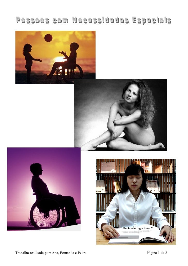 Trabalho realizado por: Ana, Fernanda e Pedro   Página 1 de 8