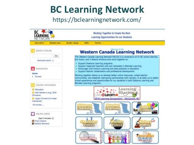 BlendEd BC - https://blendedbc.com/