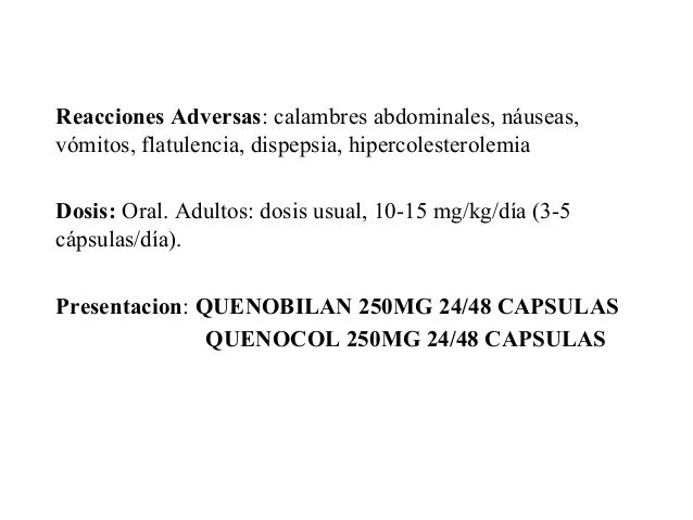 Bil 13 Presentaciones Envases conteniendo 20,40 y 100 comprimidos recubiertos. Fórmula: Orotato de colina: 100 mg Acido De...
