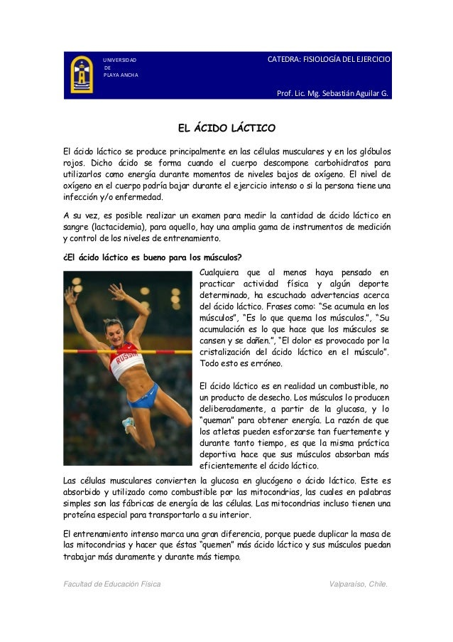 UNIVERSIDAD CATEDRA: FISIOLOGÍA DEL EJERCICIO DE PLAYA ANCHA Prof. Lic. Mg. Sebastián Aguilar G. Facultad de Educación Fís...