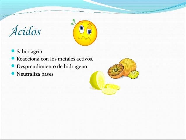 Acidos y bases Slide 2
