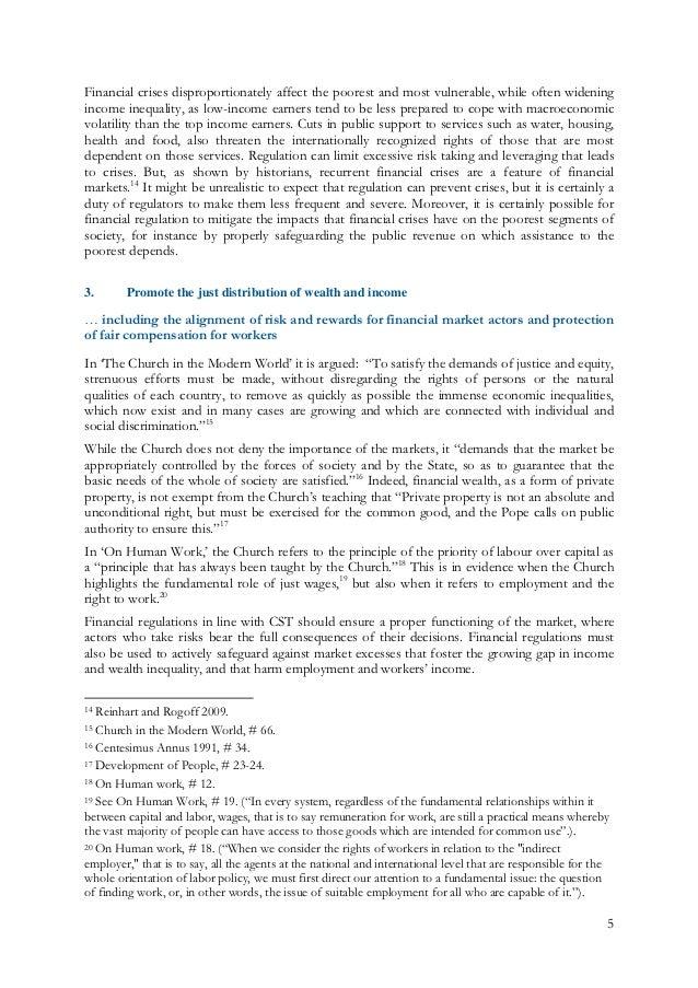 Financial Regulation Essay Writing Service