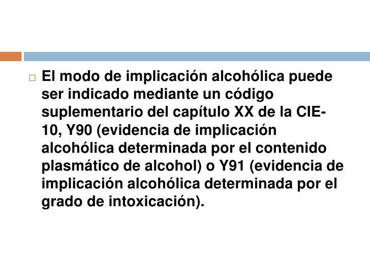 Las gotas del alcoholismo colateral