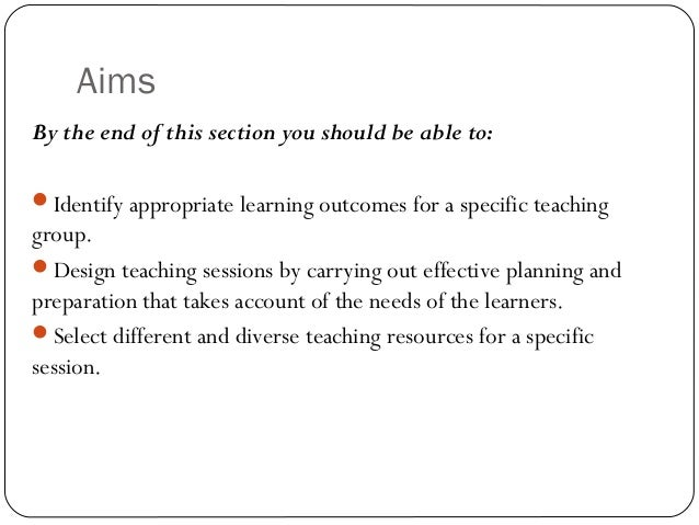 analyse how to select resources to meet the needs of learners ptlls Training needs assessment - working with adult learners these resources include information on the particular common needs of adult learners and how to meet those needs most effectively in a training setting.