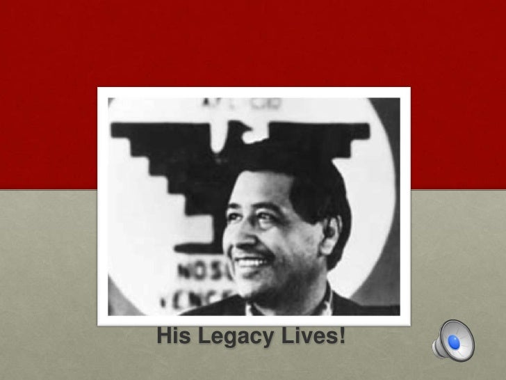 His Legacy Lives!