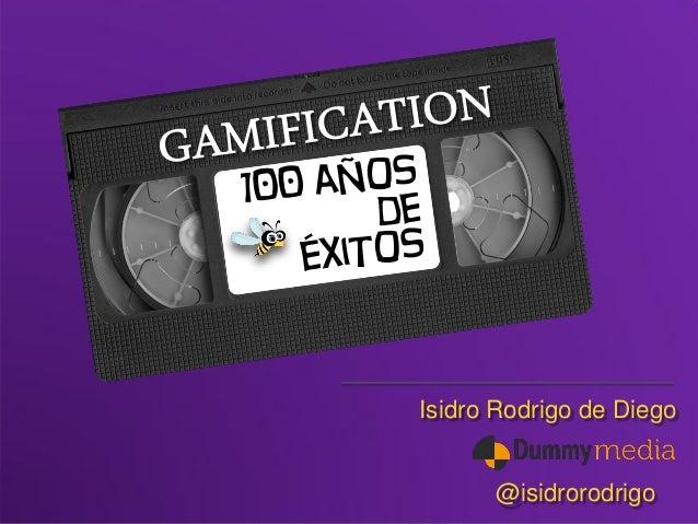 @isidrorodrigo  #100 años de éxitos  @isidrorodrigo  Isidro Rodrigo de Diego