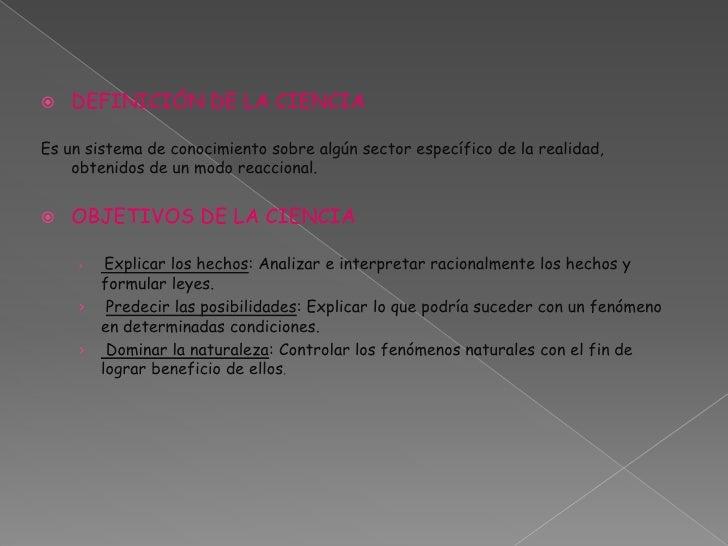 Ciencia 12 Slide 2