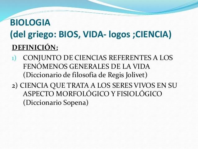 Ciencia,biologia, anatomia y fisiologia & vida