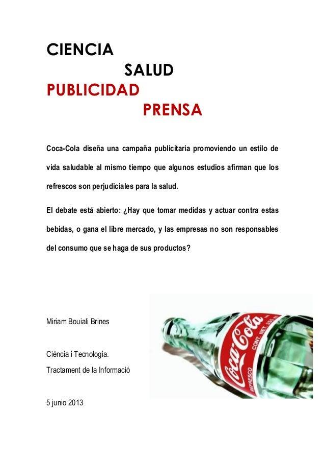 publicidad de coca