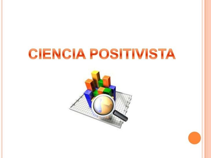 El término positivismo fue utilizado porprimera vez por el filósofo ymatemático francés del siglo XIXAuguste Comte (1798-1...