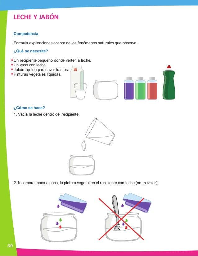 Cienciapreescolarmanualexperimentos2011 - Formula para hacer jabon casero ...