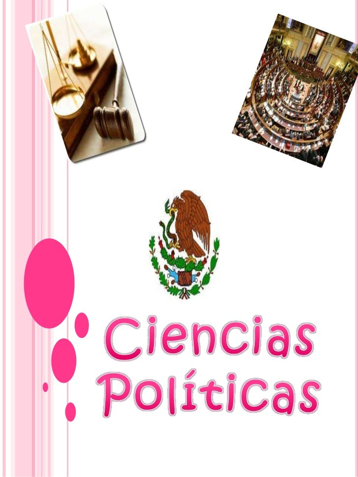Ciencias Políticas<br />