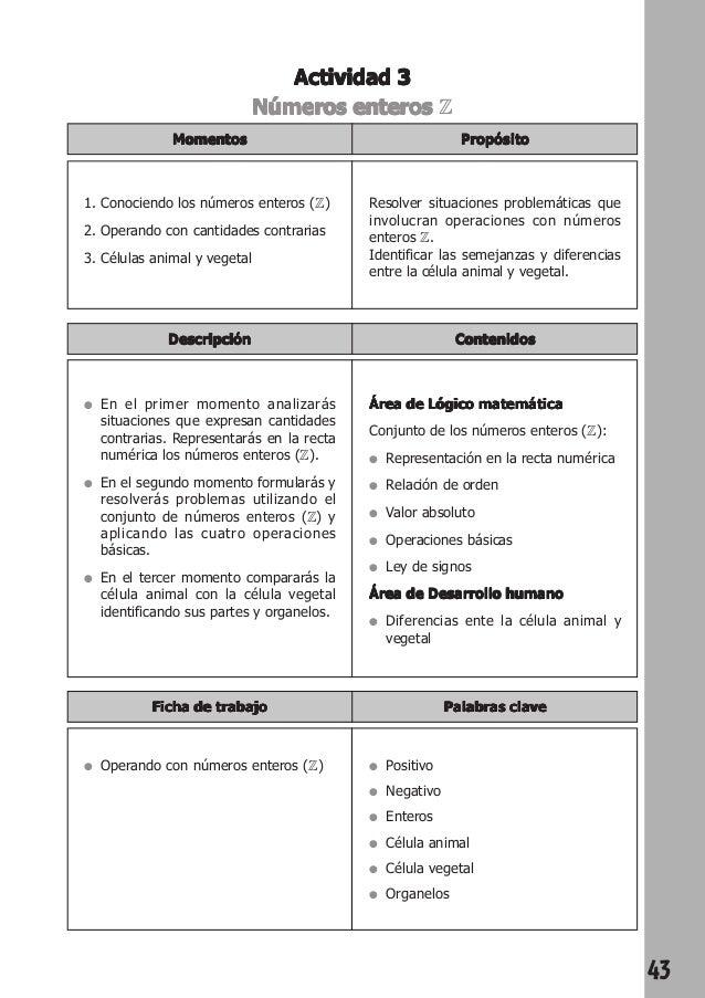 Ciencias 1- intermedio