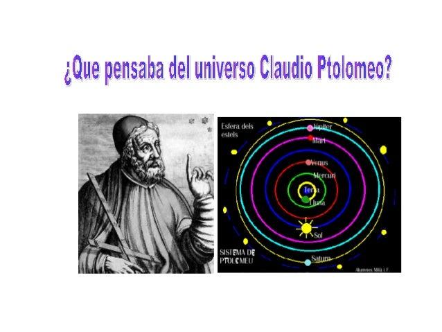 Durante mucho tiempo se sostuvo que la Tierra no tenia movimiento, sino que permanecía siempre en elmismo sitio y que el S...