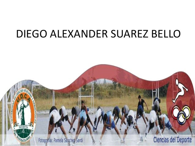 DIEGO ALEXANDER SUAREZ BELLO