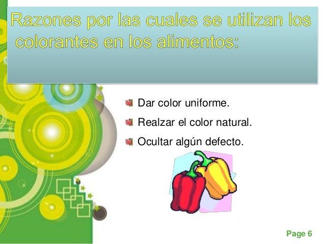 Dar color uniforme.Realzar el color natural.Ocultar algún defecto.                            Page 6