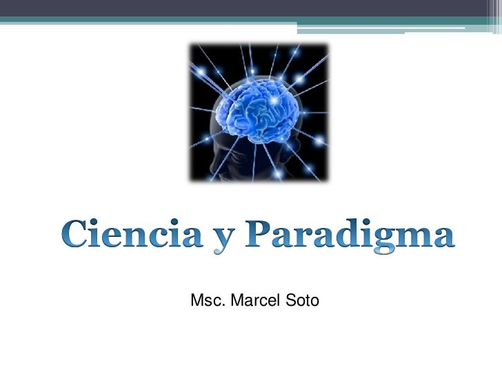 Msc. Marcel Soto