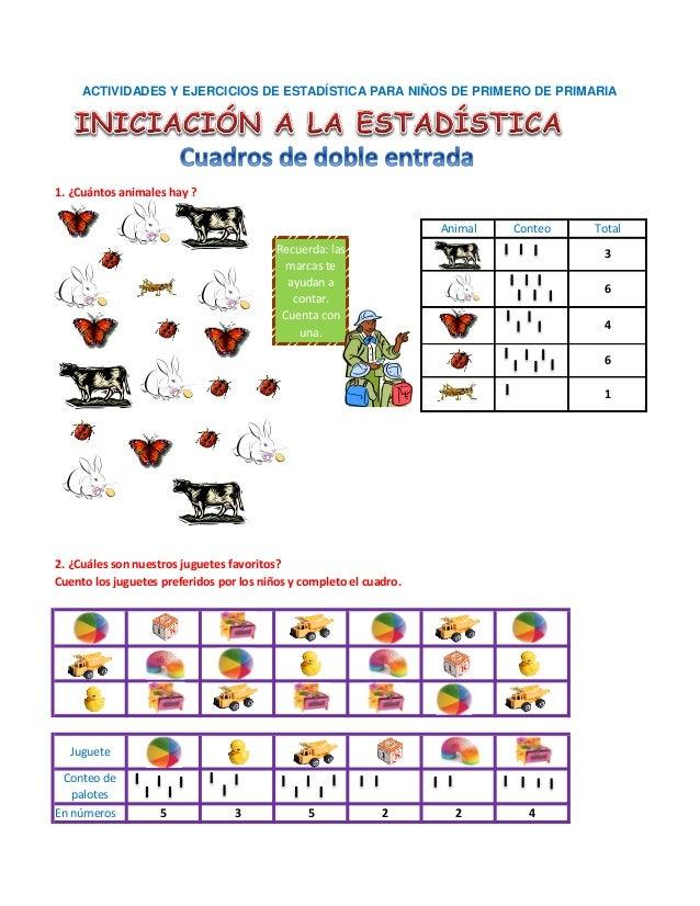 Estadística para niños  Slide 3