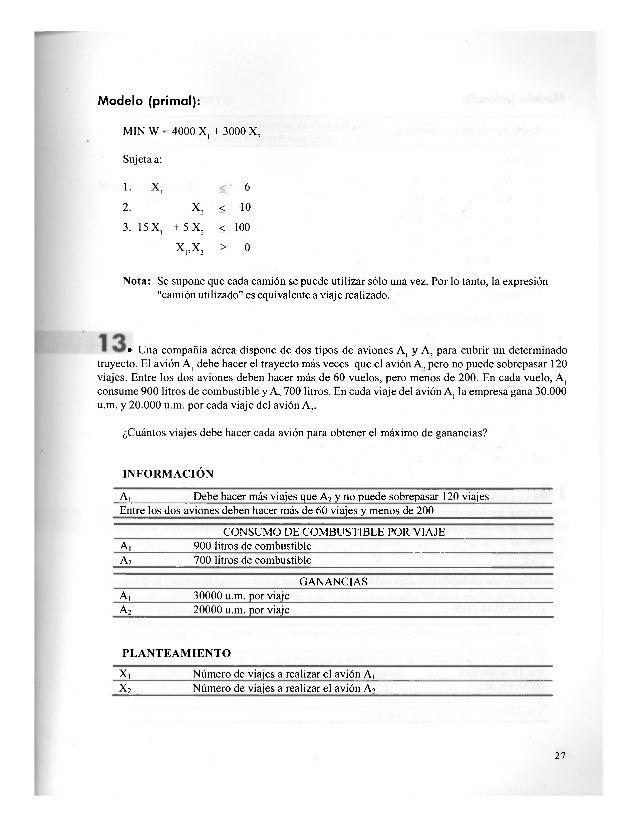 PLANTEAMIENTO X, Cantidad en botellas de vino a producir X2 Cantidad en botellas de vinagre a producir Modelo (primal): MA...