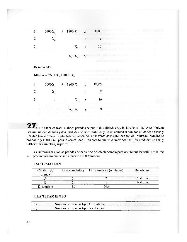 Cien problemas de programacion lineal   parte 1