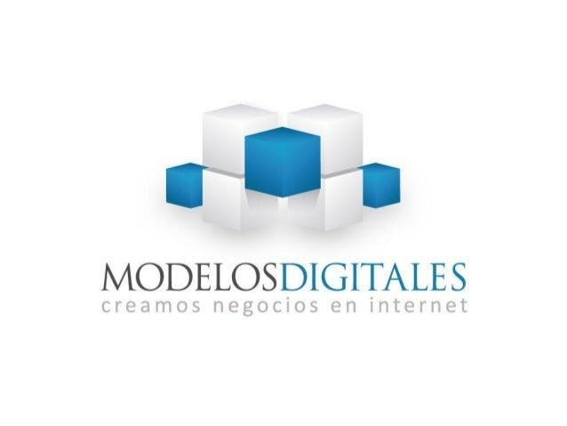 Cierre fin de año 2012 de Modelos Digitales