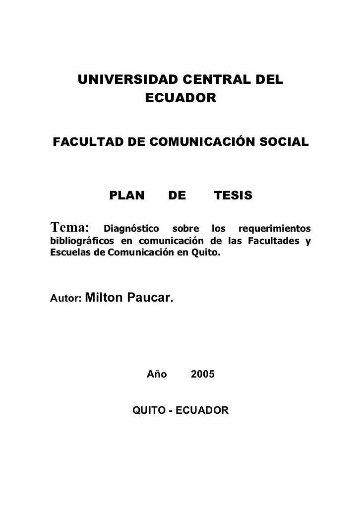 Plan de tesis ejemplo