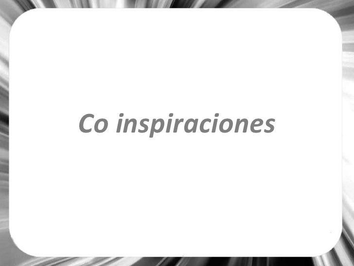Co inspiraciones