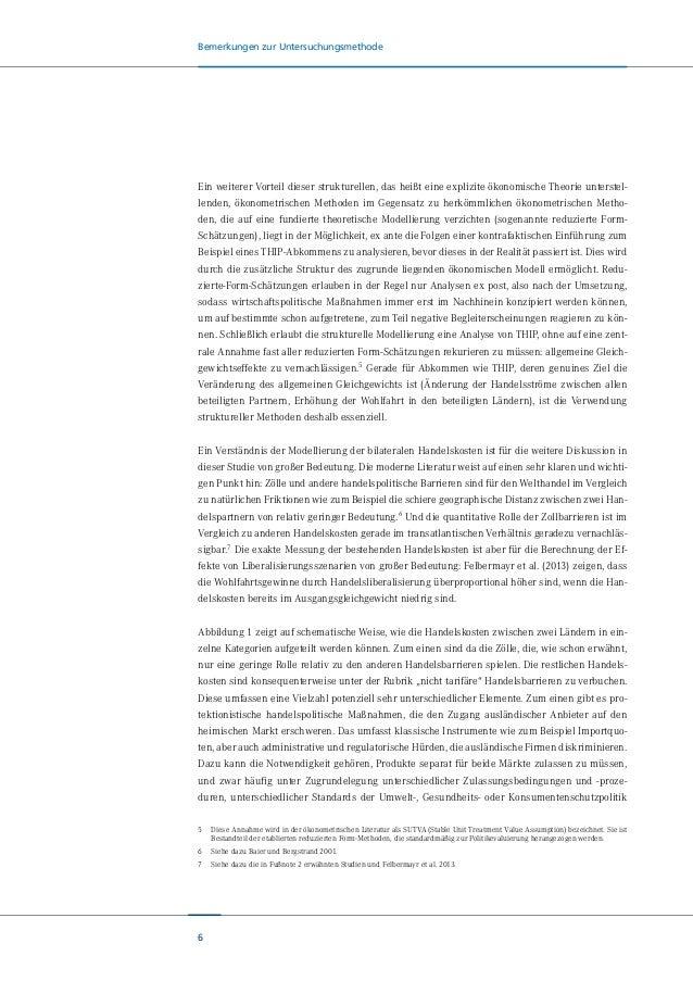 7 Bemerkungen zur Untersuchungsmethode unterschiedlicher Industrienormen, Verpackungsvorschriften und Informationspflichte...