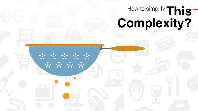 This! Complexity?! How to simplify!