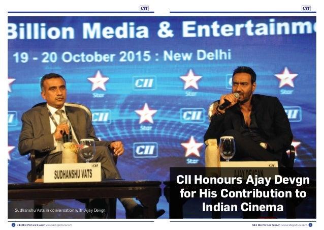 CII Big Picture Summit 2015 Retrospective Slide 3