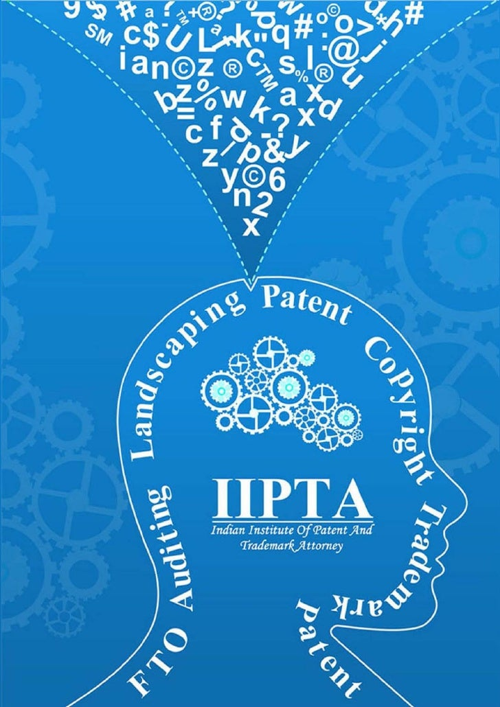 "GREETING ""Hello. I warmly welcome you to Indian Institute Of Patent and Trademark Attorneys (IIPTA) ""At IIPTA we have alwa..."