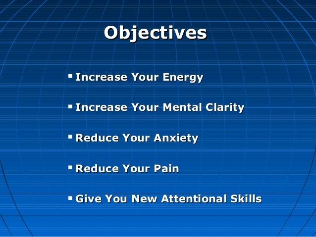 Feel Better Now: A Peak Stress Release Experience Slide 3