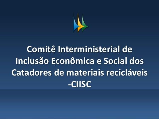 Secretaria-Geral da Presidência da RepúblicaParticipação social é método de governar Comitê Interministerial de Inclusão E...