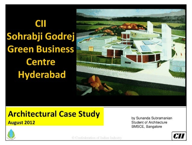 Cii sohrabji godrej_green_business_centre