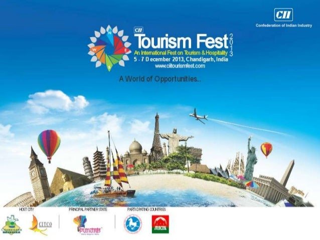 About CII Tourism Fest Tourism & Hospitality, like any other dynamic sector has metamorphosed over time. Growing competiti...