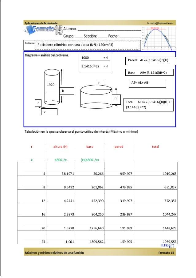 Recipiente cilíndrico con una atapa (NºL)(120cm^3)                                    1000               =H               ...