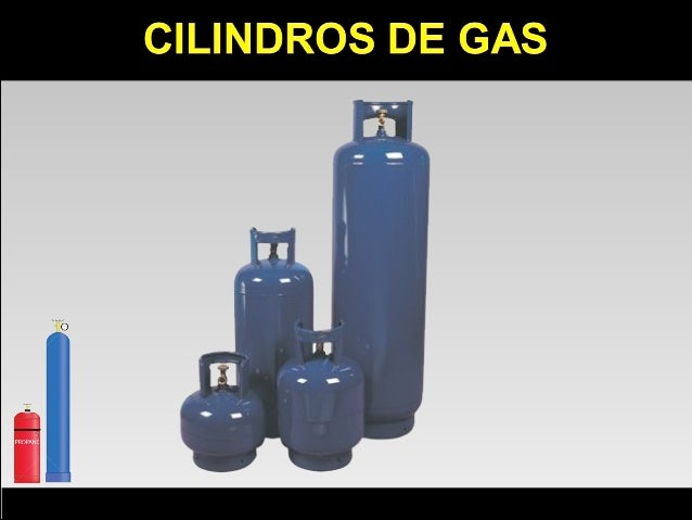 Cilindros de gas for Valor cilindro de gas