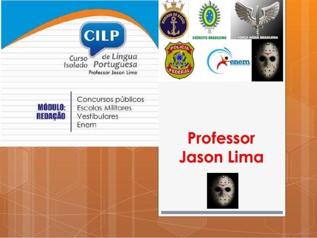 Professor Jason Lima