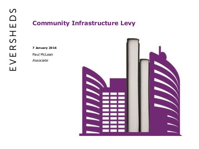 guidance community infrastructure levy