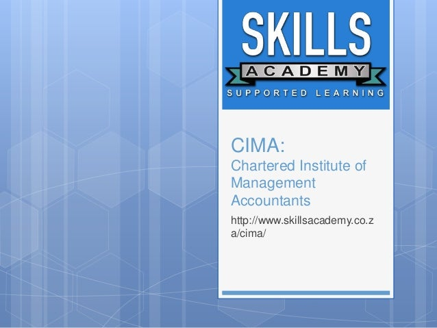 chartered institute of management accountants Victor smart head of corporate communications at chartered institute of management accountants location london, united kingdom industry accounting.