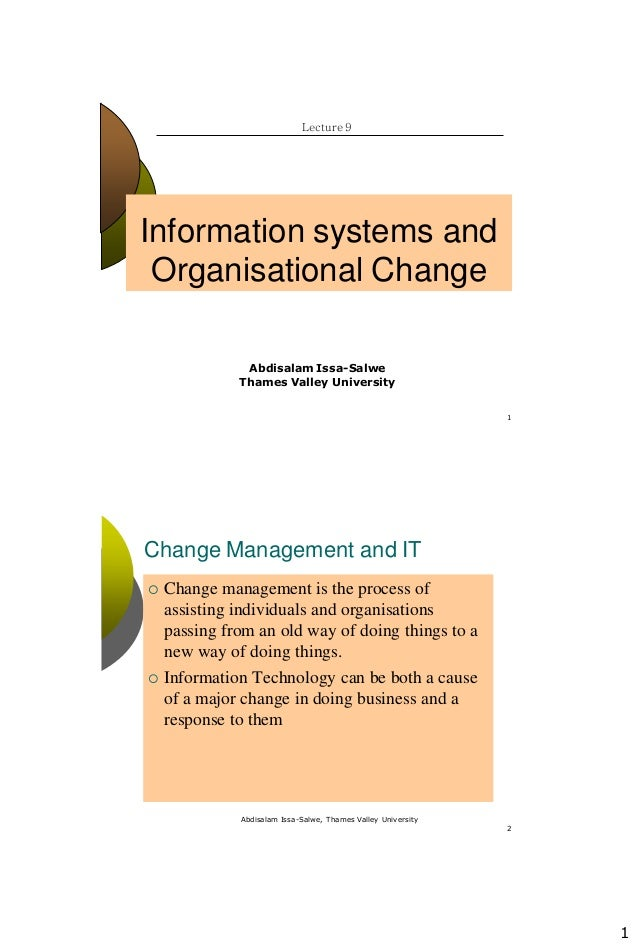 organisational information system Survey of literature both in the fields of organization theory and information systems revealed that very little research exists in the area of information systems and organizational learning this paper is an attempt to identify aspects of organizational learning that can benefit from the use of information systems.